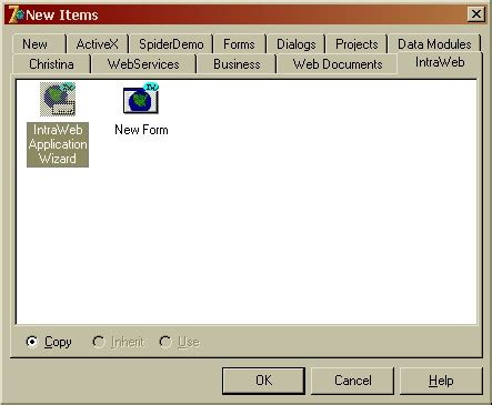 delphi isapi tutorial swissdelphicenter ch intraweb tutorial implementing a