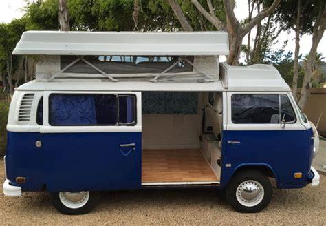 volkswagen vanagon blue seller of cars 1974 volkswagen vanagon blue