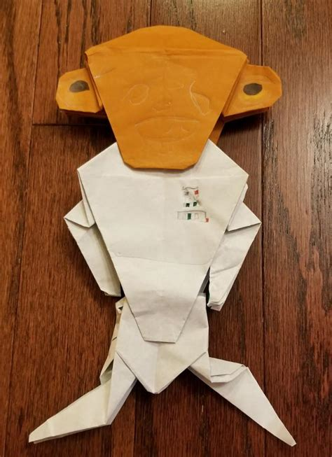 origami admiral ackbar dope admiral ackbar origami yoda
