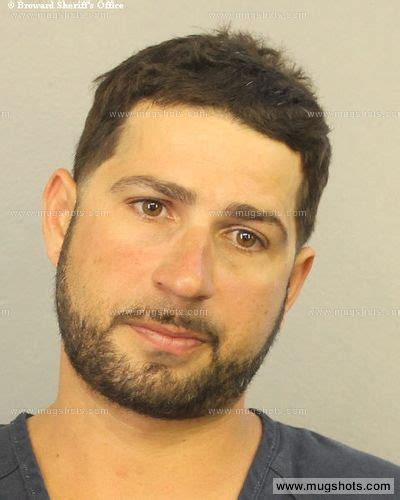 Broward County Felony Records Daniel Riobo Mugshot Daniel Riobo Arrest Broward County Fl Booked For Warrant
