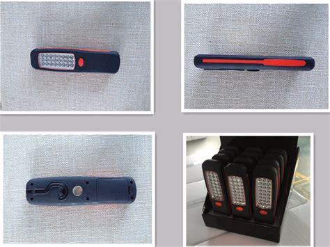 battery powered fluorescent work light 1012060 wholesale 24 led portable work light battery