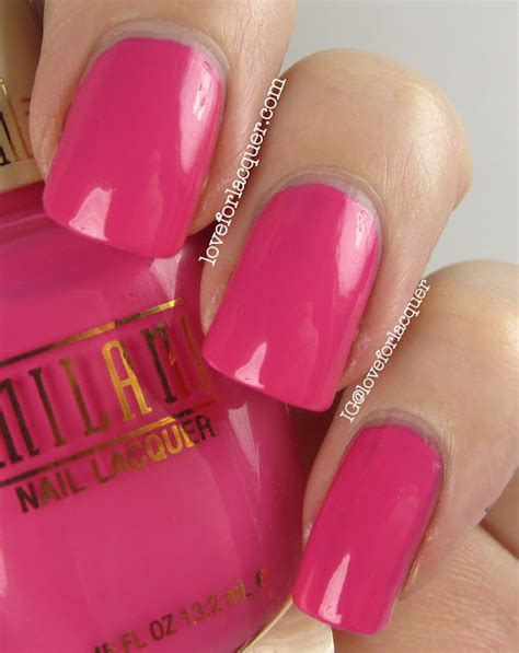 Glam Gorgeous Delight new milani limited edition nail collections retro