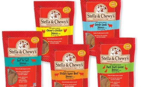 stella and chewy food stella and chewy s recalls a dozen food products due to listeria concerns