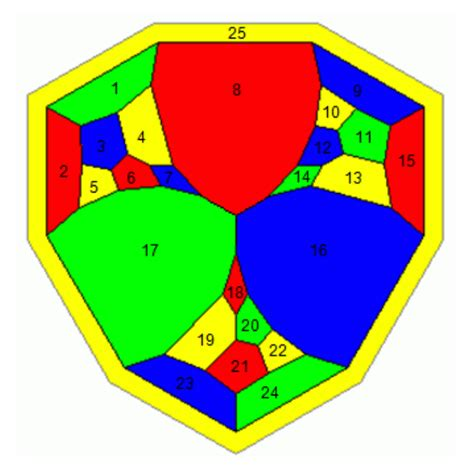 four color theorem abstract four color theorem
