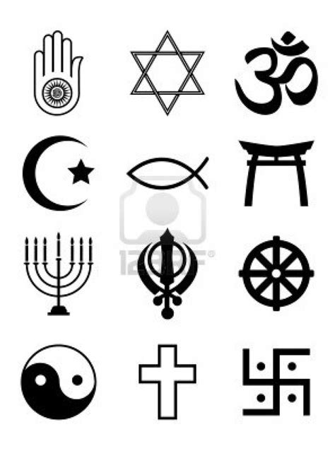 collection of 25 new religious symbols tattoos collection