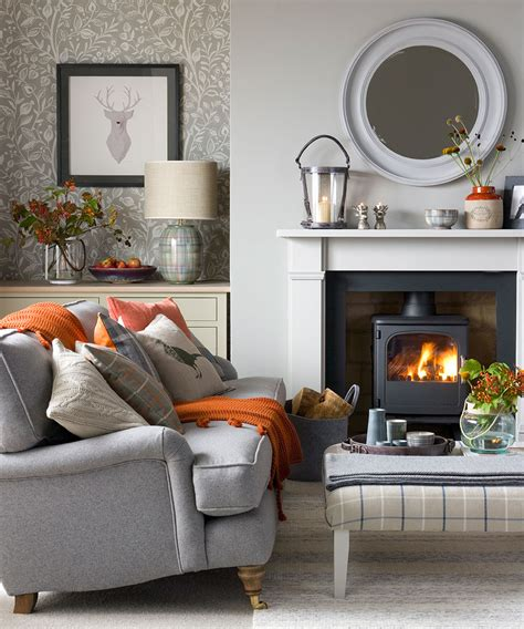 uk home decor how to keep your house warm in winter ideal home