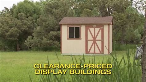 Shed Clearance Sale by Oktober 2016 Free Diy Shed Plans