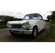 For Sale My 1968 Triumph Vitesse Mk2 Convertible