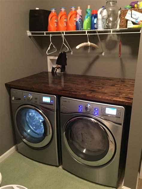 table top for washer and dryer 25 best ideas about washer and dryer on