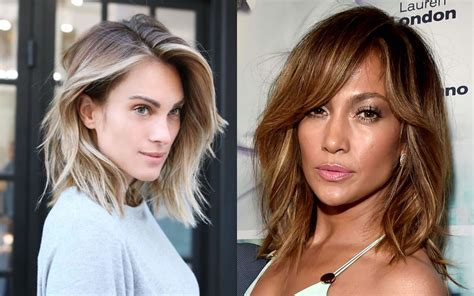 Hairstyles And Colors For Medium Length Hair by 44 Smart Shoulder Length Hairstyles 2018 Medium Curly