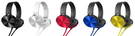 Headphone Sony Mdr Xb 450 Xb450 Xb 450 sony mdr as200 xb250 and xb450 headphones launched in