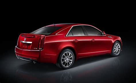 2012 Cadillac Cts 4 by 2012 Cadillac Cts Rear 3 4 Right Studio Egmcartech