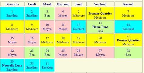 Calendrier Lunaire 2016 Peche Calendrier De Peche Lunaire 2016 Calendar