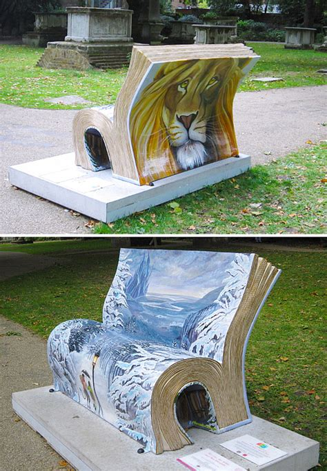 creative bench 15 most creative public benches