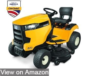 riding lawn mowers  steep hills  top  reviews