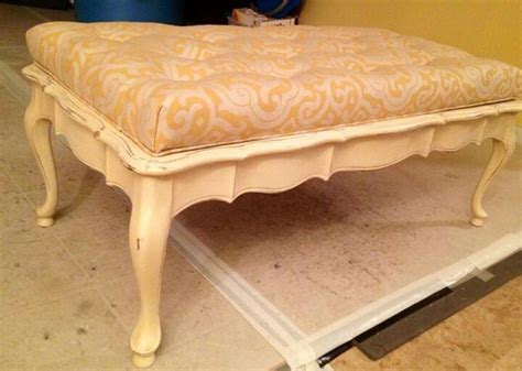 How To Make A Tufted Ottoman Coffee Table Tufted Ottoman Coffee Table