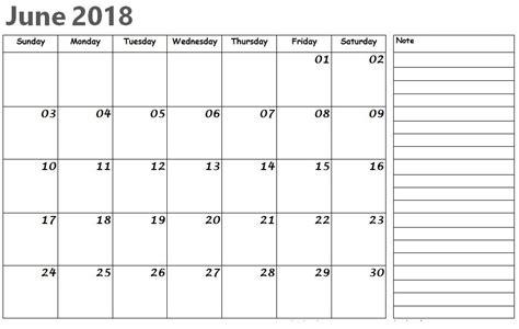 printable calendar editable 2018 editable calendar june 2018 happyeasterfrom com
