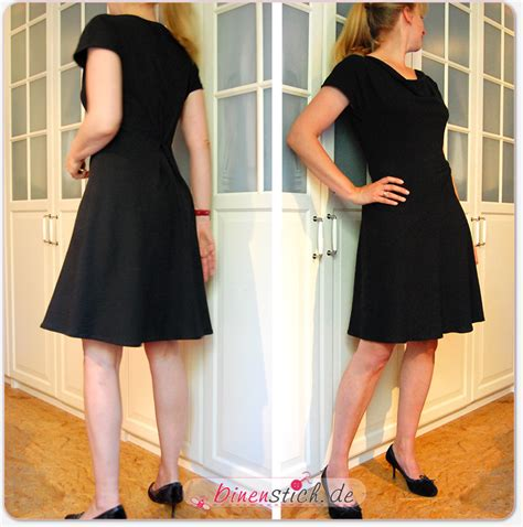 Heva Dress binenstich 187 dress