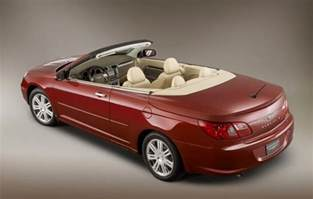 Chrysler Sebring Cabriolet Chrysler Sebring Convertible 2014 Hd Desktop Background