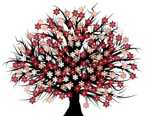 alberi in fiore albero in fiore