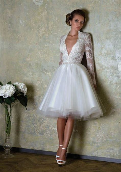 Kurze Brautkleider by Wedding Dresses With Luxury Details Modwedding