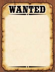 wanted poster template free printable western wanted poster chart tcr7725
