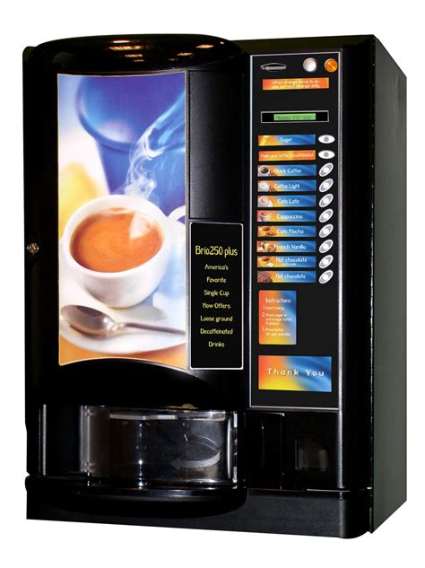 Coffee vending machine   US machine.com