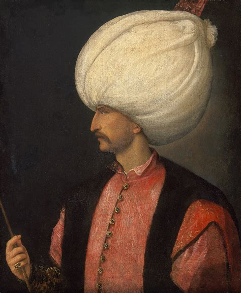 Ottoman Empire Suleiman The Magnificent Why Did The Ottomans Wear Turbans
