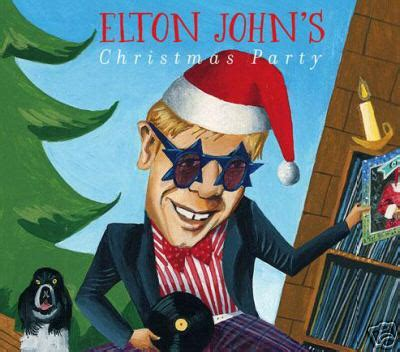 elton john christmas various artists elton john s christmas party