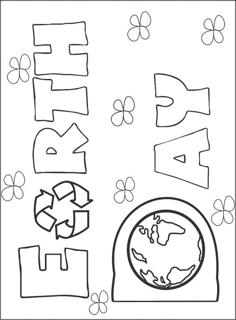 earth day coloring pages middle school earth day coloring pages worksheets for all download and