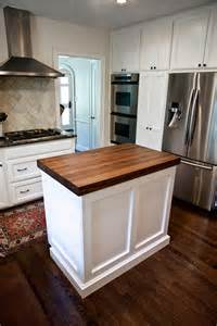 Kitchen Island Counter Walnut Kitchen Island Counters In West Handymen Carpenter Network