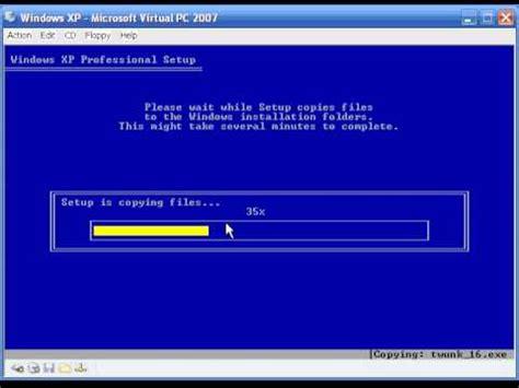 xp tutorial video cum se instalează windows xp tutorial video partea 1
