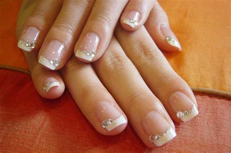 design nail cover 17 cute french nail designs to celebrate bastille day