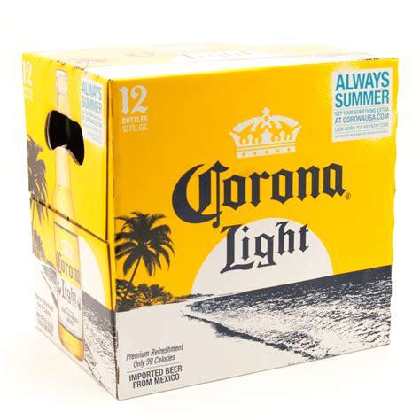 12 pack of light price corona light 12 pack 12 ooz bottles wine and