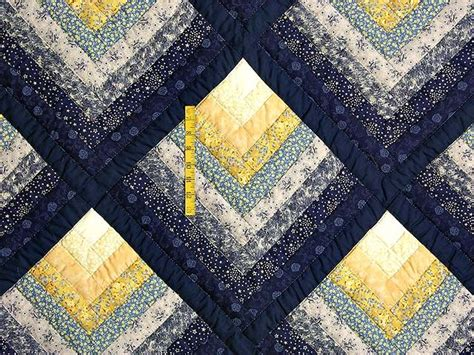patchwork log cabin chevron log cabin quilt wonderful carefully made amish