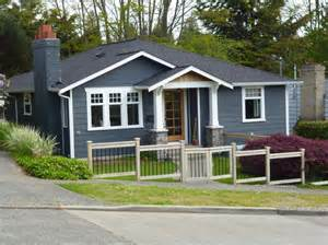 small craftsman style homes architecture charming small craftsman style homes ideas with grey wall exterior paint colors