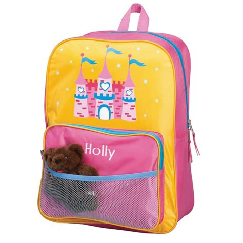 personalized princess backpack kids backpack miles kimball