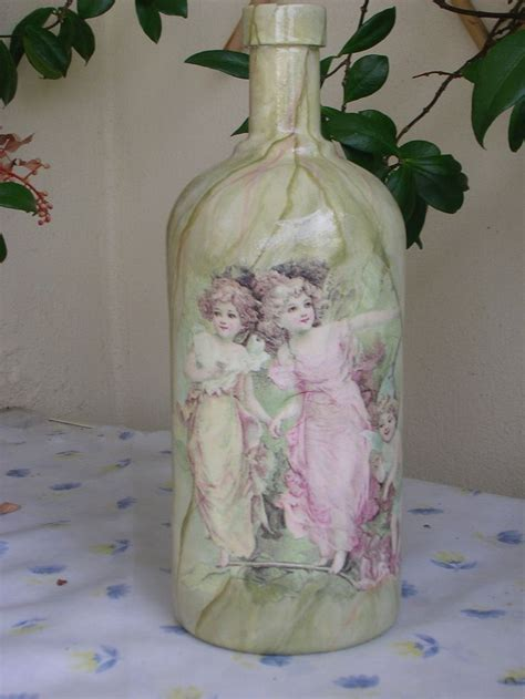 How To Decoupage On Plastic -
