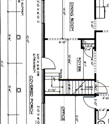Should Exterior Doors Swing In Or Out Need Advice Which Way Should Front Door Open New Build
