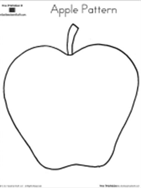 printable apple shapes printable writing paper patterns and border paper a to