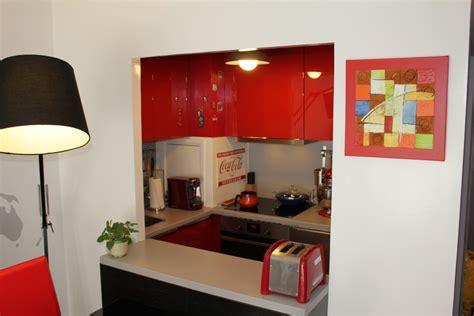s駱arer la cuisine du salon cuisine vue du salon photo 1 4 vue depuis la table 224