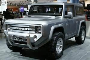 2016 Ford Bronco 2017 Ford Bronco It S Confirmed News Review And Rumors
