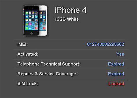 Iphone Unlock Check Free Iphone Lock Unlocked Status Checker