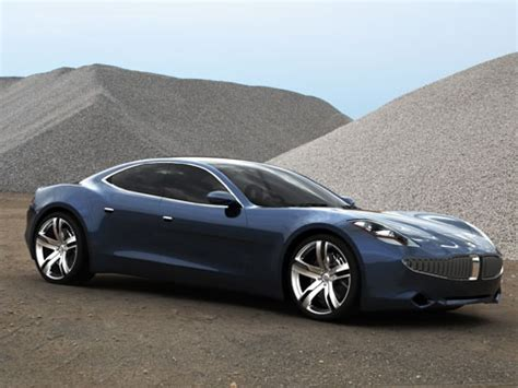 Tesla Whitestar Fisker Karma On Electric Cars