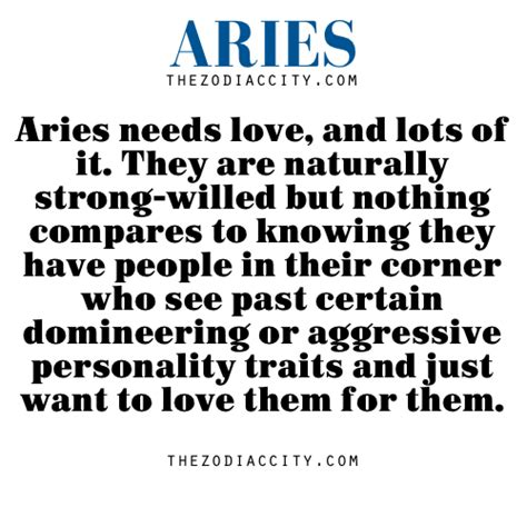 how true need lots of love aries the ram me april