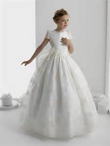 Variety of dresses couture first communion dress