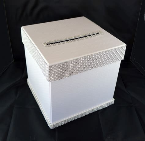 how to make a wedding card box with fabric diy wedding card box ideas doozie weddings