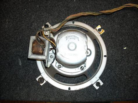 Speaker Coil emerson 8 field coil speaker repair speaker exchange