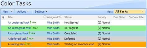 color code list items in sharepoint 2013 or office 365 list view color coding sharepoint lists smartech force knowledge share