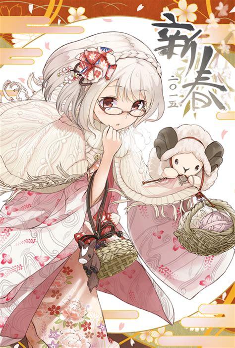 new year sheep story crunchyroll japan post service provides free bishoujo